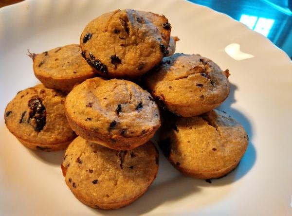 Banana Oat Chocolate Muffin Blends