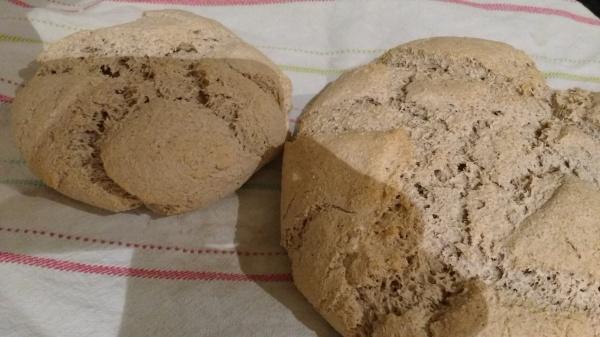 Barley Bread