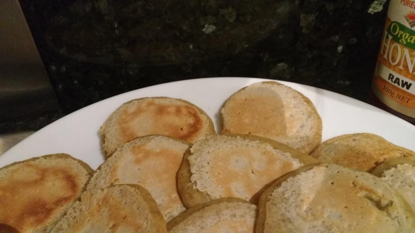 Oat Pancakes