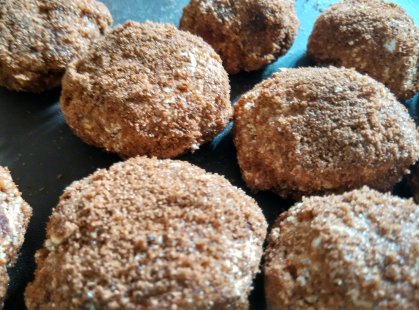 Snickerdoodle Blends