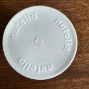 Nutella Glass 3