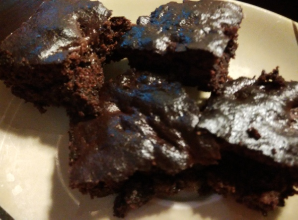 (Accidental) Extra Chewy Brownies