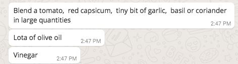 WhatsApp Capsicum I