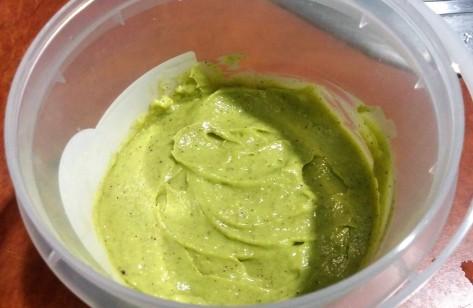 Avocado Kiwi Ice Cream II