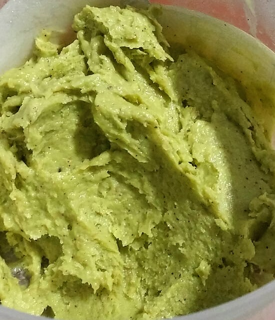 Avocado Kiwi Ice Cream