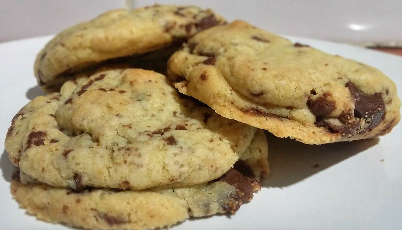 Trusty Chocolate Chip Cookies