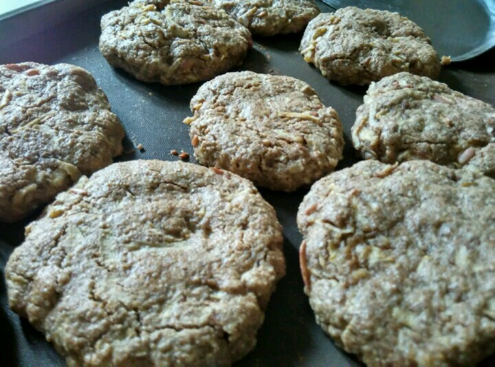 Apple Cookies - Fresh