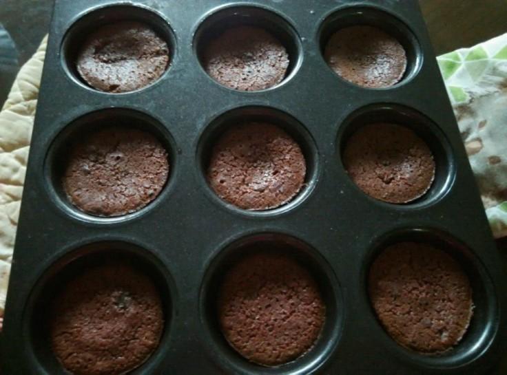 Red Velvet Cupcakes - Baked