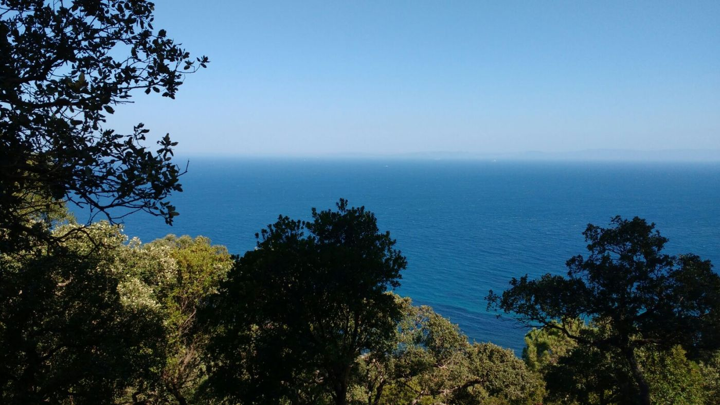 Tangier - sea
