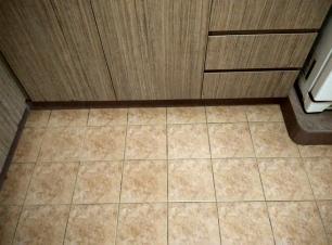 Garlic and Basil Mashed Potato - Kitchen Floor