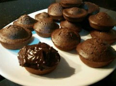 Chocolate Buttercream Cupcakes 1