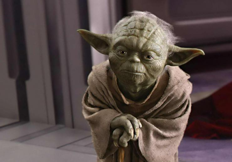 Happy Birthday ShFizzle - Yoda