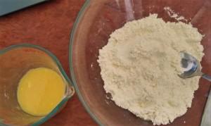 Gulab Jamum-Inspired Cake - Mix 1
