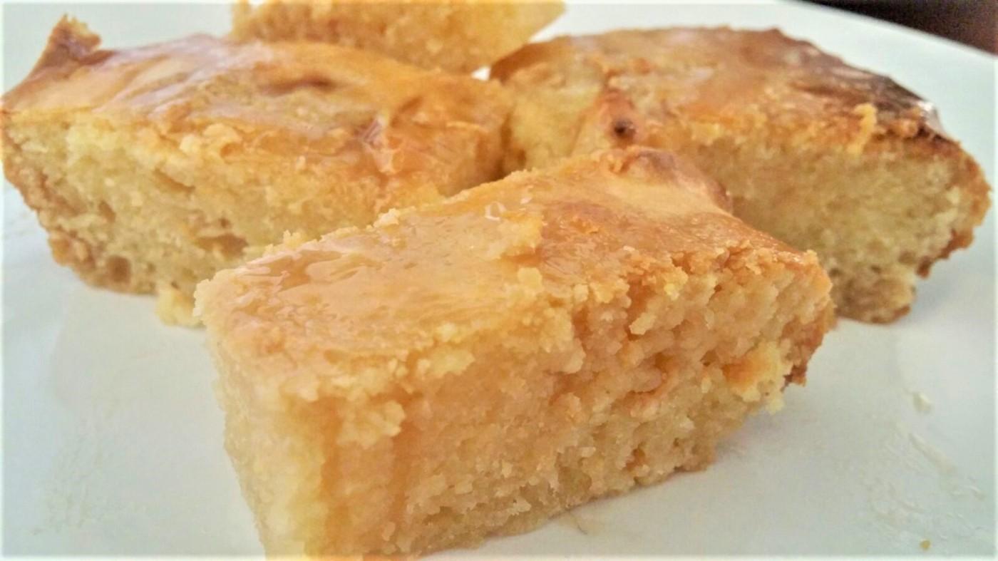 Gulab Jamum-Inspired Cake