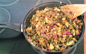 Cabbages Stir-Fry - Cook 2