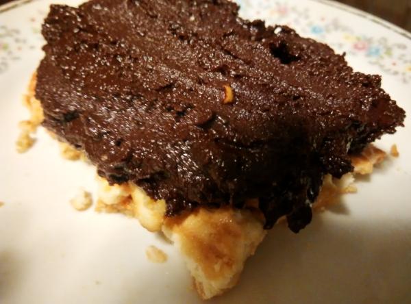 Chuti Chocolate Cheesecake