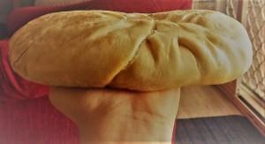 Aduku Roti - Like a dumpling