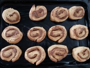 Cinnamon Rolls - To Bake 1