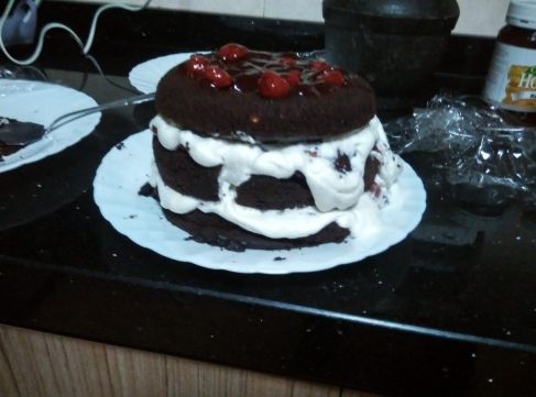 A Strawberry Birthday - Black Forest 1