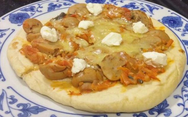 Pan Pizzas II