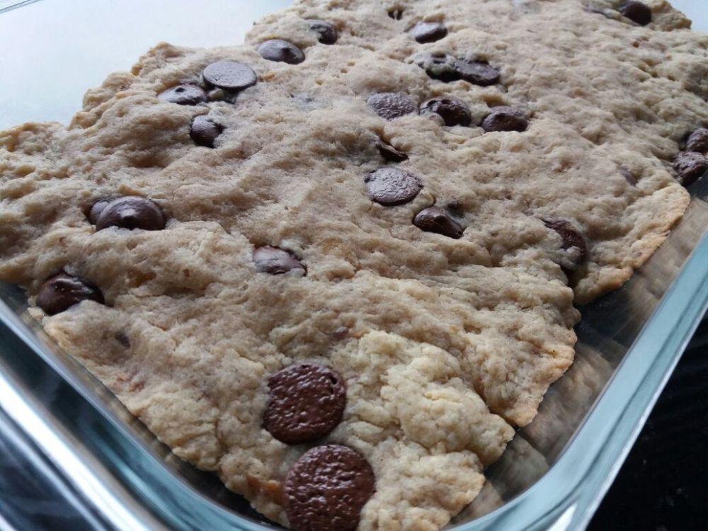 Ramadan Chronicles: Cookie Bars II