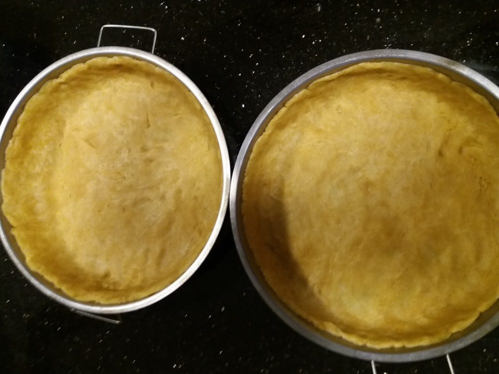 Quiche - Dough