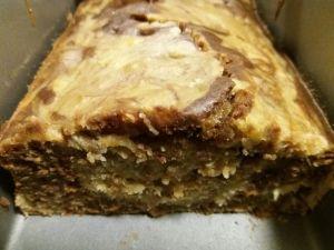 Banana Bread-Cake - Half