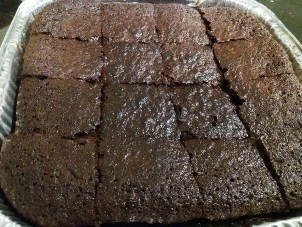 Ramadan Chronicles: Brownies Again