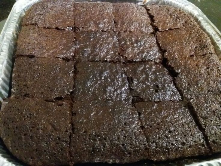 Ramadan Chronicles: Brownies Again