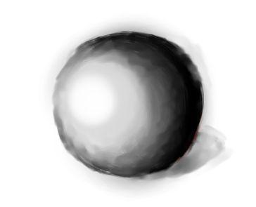 Spheres BlacknWhite
