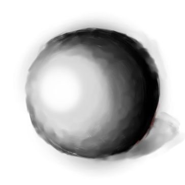 Spheres BlacknWhite